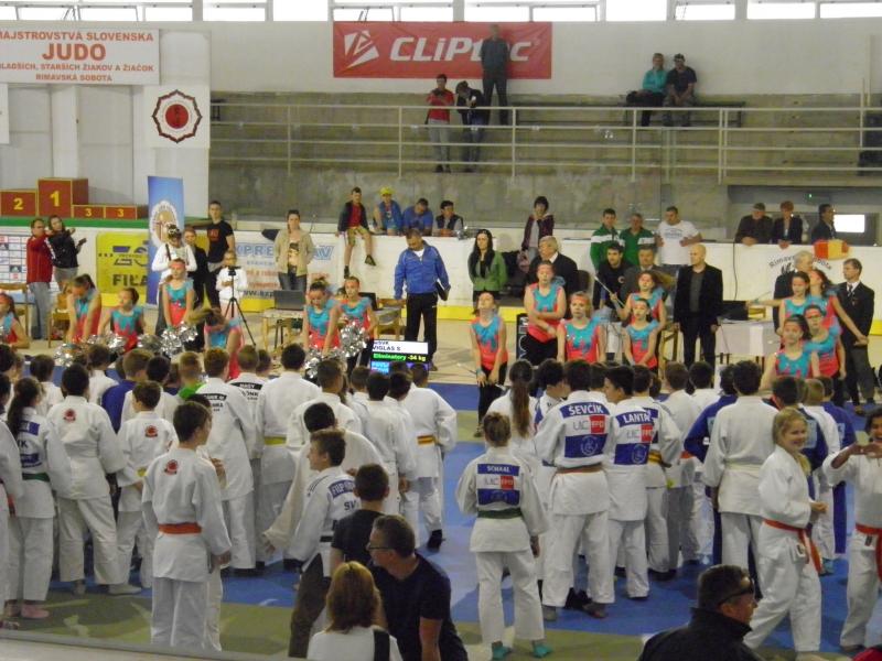 Majstrovstvá SR v JUDO 2015