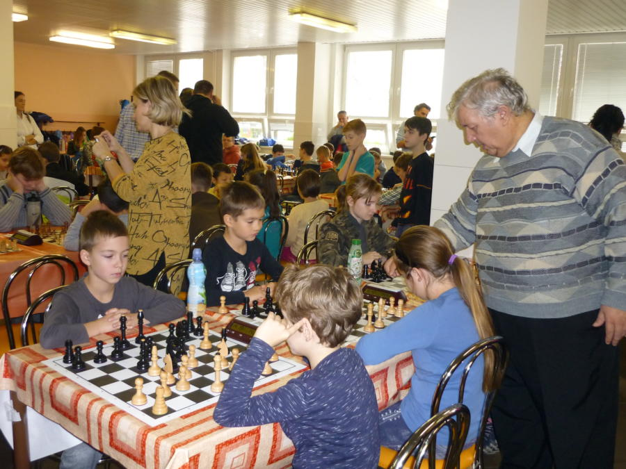 GPX – šachový turnaj